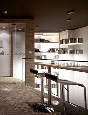 上海 简.创意 办公室设计